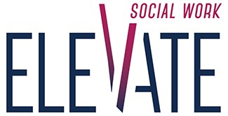 ELEVATE Social Work Month Logo